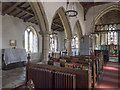 TL4680 : St Martin, Witcham - North arcade by John Salmon