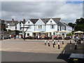 SX9687 : Topsham Quay, The Lighter Inn by David Dixon