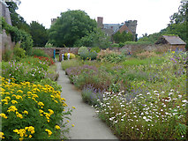 SO4465 : Walled garden, Croft Castle by Robin Drayton