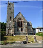 NS0767 : St Ninian's Church by Thomas Nugent