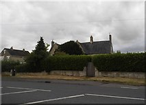 SO8005 : Cottages on Gloucester Road, Stonehouse by David Howard