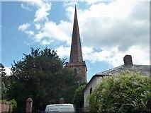 SO7137 : St. Michael & All Angels Church (Bell Tower   Ledbury) by Fabian Musto
