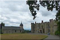 SO4465 : Croft Castle by Robin Drayton