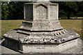 TQ2856 : Chipstead War Memorial by Peter Trimming