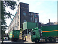 SE0623 : Dugdale's Mill, Holmes Road, Sowerby Bridge by Stephen Craven