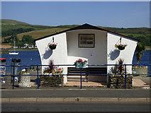 NS0767 : Port Bannatyne shelter by Thomas Nugent