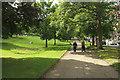 SE3055 : Montpellier Hill, Harrogate by Derek Harper