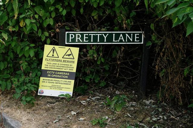 Pretty Lane