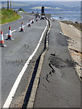 NS0768 : Road subsidence by Thomas Nugent