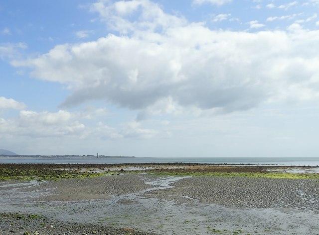 Low Water off Ballagan