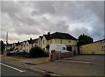 SO7403 : St John's Road, Slimbridge by David Howard