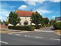 SP8075 : Mawsley Lodge, Mawsley Village by Malc McDonald