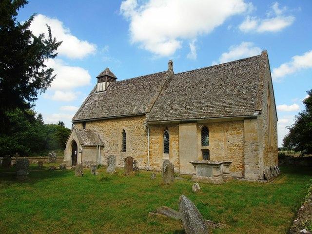 Church at Hailes Abbey