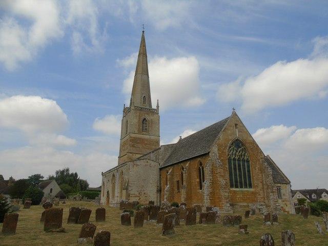 Church of St Gregory, Tredington