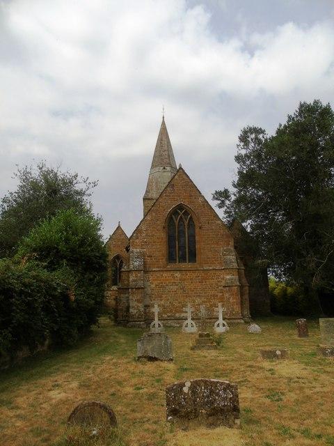 Radway Church