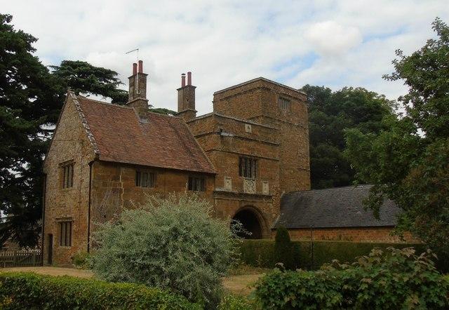 Historic Gatehouse, Wormleighton