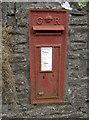 ST6061 : A Georgian letterbox in Stanton Wick by Neil Owen
