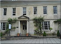 SO8609 : Georgian house on New Street, Painswick by David Howard