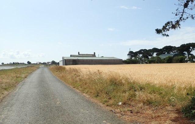 Farm house and outbuildings in Ballymoney Murphy TD