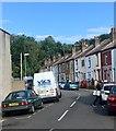 TQ7769 : Devonshire Road, Gillingham by Chris Whippet
