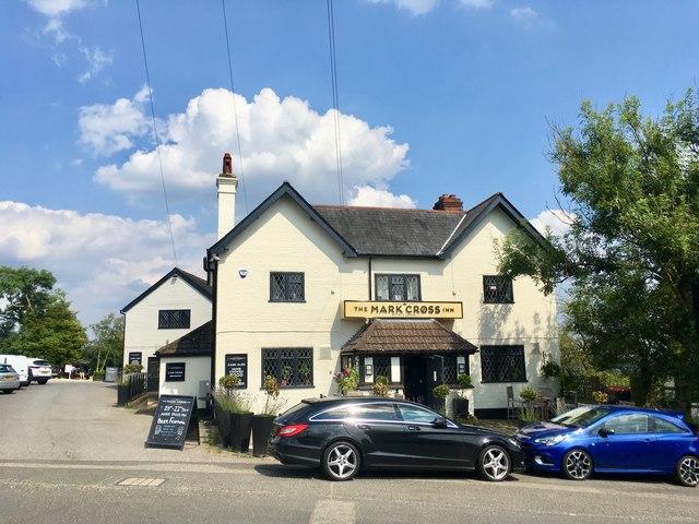 The Mark Cross Inn, Mark Cross