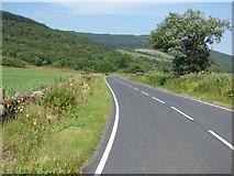 NS0670 : The A886 Rhubodach Road by Thomas Nugent