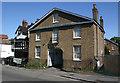 TQ2768 : Station Court, London Road, Mitcham by David Kemp