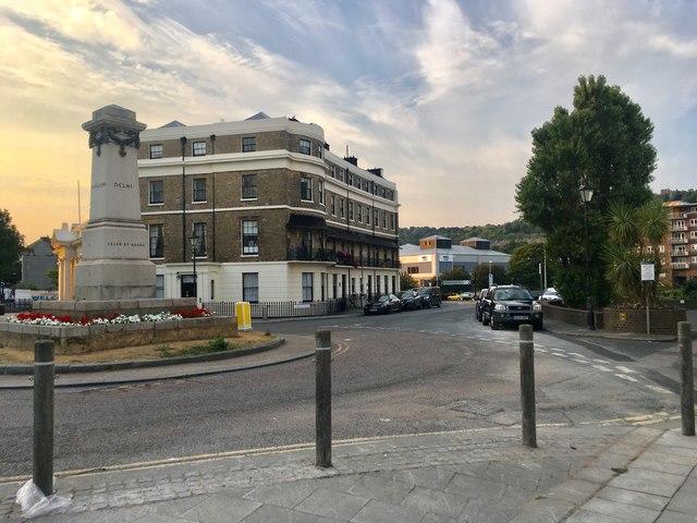Camden Crescent, Dover