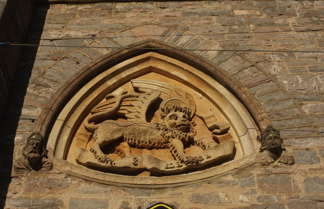 Lion of St Mark
