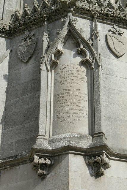 Loudoun Monument, Ashby-de-la-Zouch