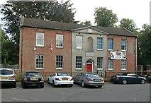 SK3616 : The old Boys' Grammar School, South Street, Ashby-de-la-Zouch by Alan Murray-Rust