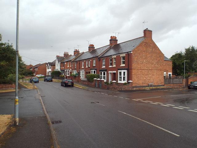 Scotland Road, Market Harborough