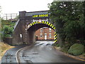 SP7486 : Bridge over Scotland Road, Market Harborough by Malc McDonald