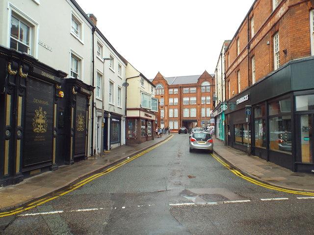 Adam and Eve Street, Market Harborough