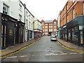 SP7387 : Adam and Eve Street, Market Harborough by Malc McDonald