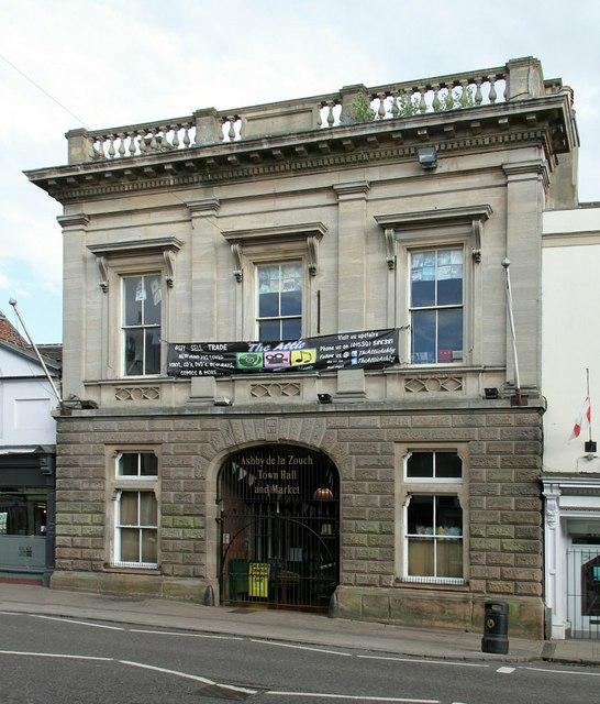 Town Hall, Market Street, Ashby-de-la-Zouch