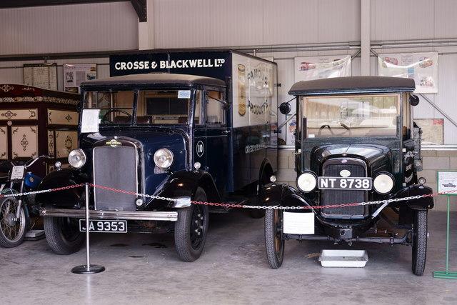 Whitewebbs Museum of Transport