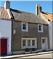 NT4899 : 'The Auld Hoose', 60 High Street, Earlsferry by Richard Law