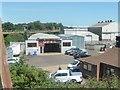 TQ9064 : N. L.  Services, Prentis Quay, Gas Road, Sittingbourne by Christine Johnstone