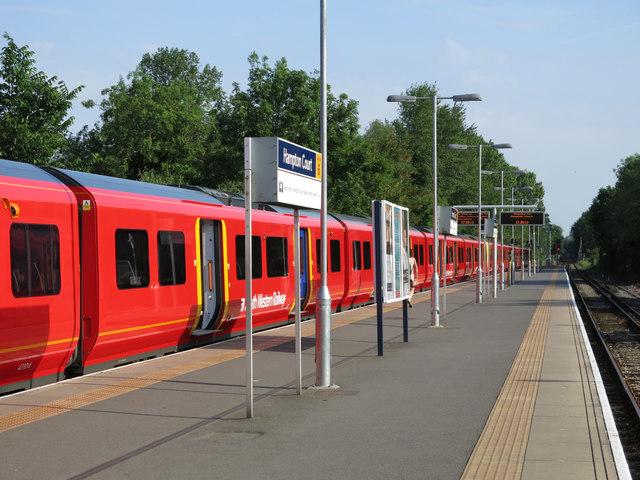 Hampton Court station (3)