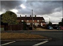 SO7707 : Roman Road, Whitminster by David Howard