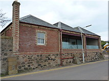 NO4202 : The Cardy Net Works building, Lower Largo by Richard Law