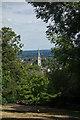 TQ3572 : Forest Hill : Christ Church : view from Horniman Gardens. by Julian Osley