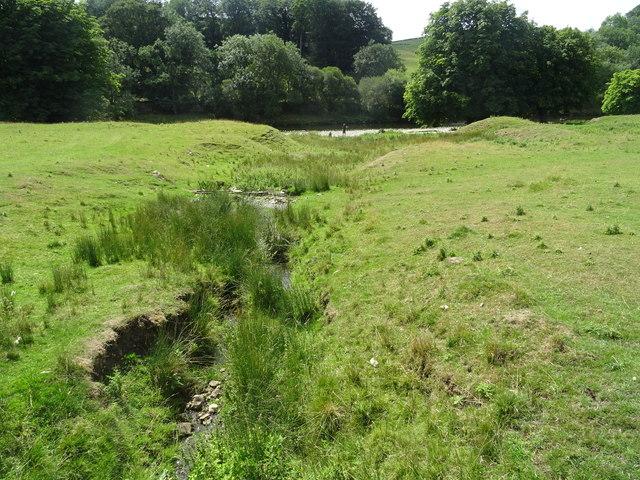 Low flows in the Isingdale Beck