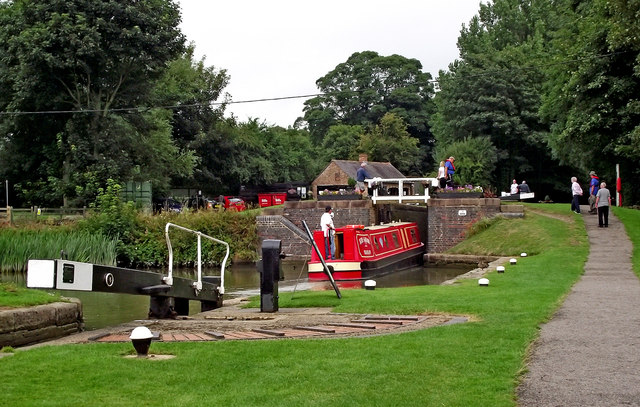 Watford top Lock in Northamptonshire