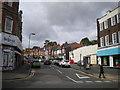 SP0782 : East end of Grange Road, King's Heath by Richard Vince