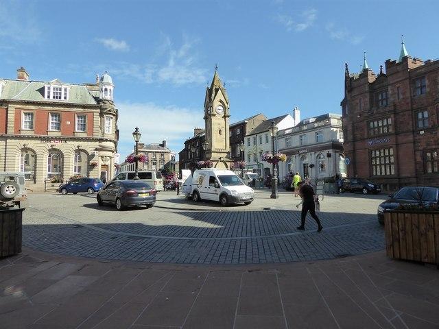 Market Square, Penrith
