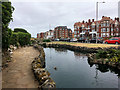 SD3228 : South Promenade Gardens, St Anne's by David Dixon