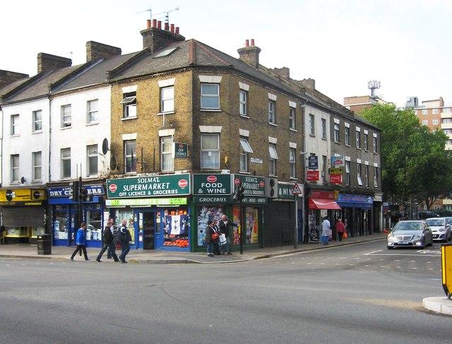 Solmaz Supermarket, 791 High Road, Tottenham, London N17