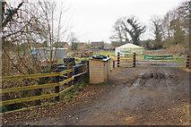 TM2850 : Deben Community Farm by Bill Boaden
